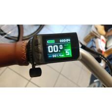 Ecran LCD Couleur Accélérateur